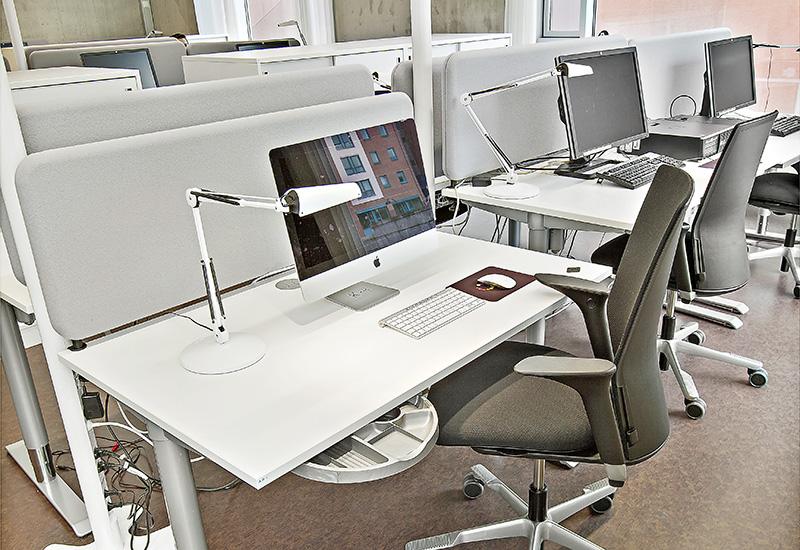 Kontorbord/kontorfellesskap