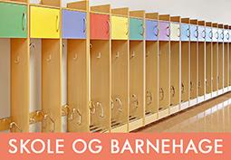 Link til Haugstad Skole og barnehage