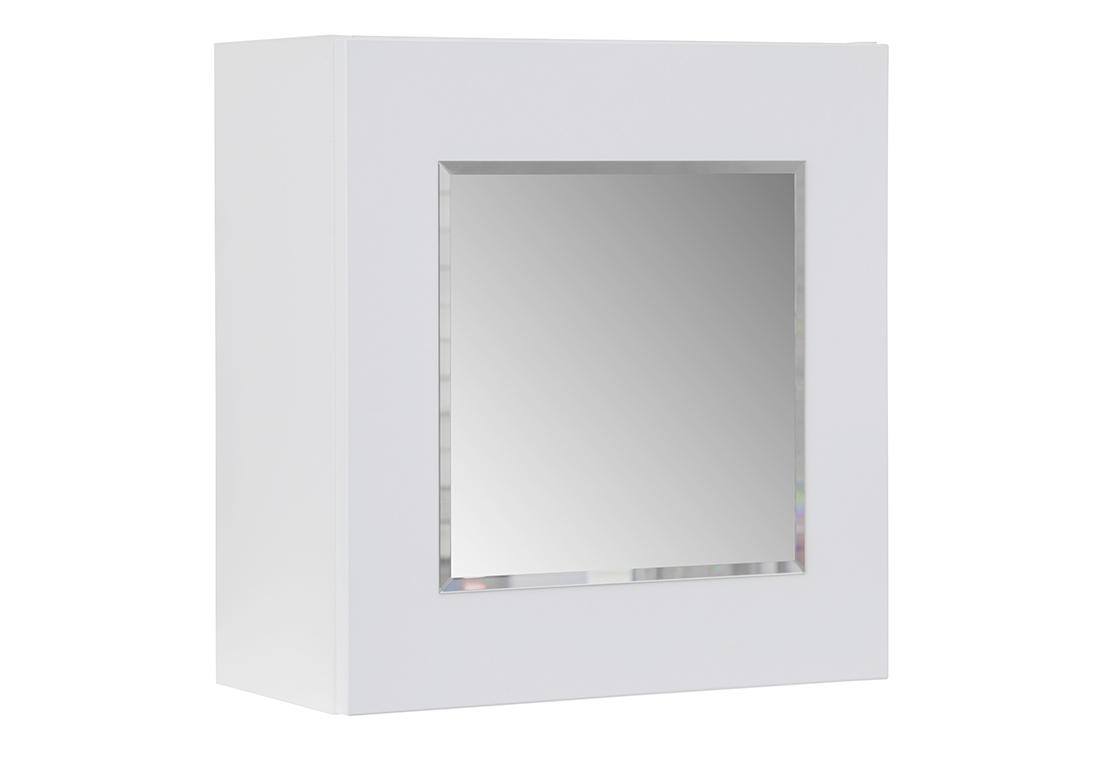 M2-2514 - Speilskap for såpe, sprit og tørkerull venstre- eller høyrehengslet