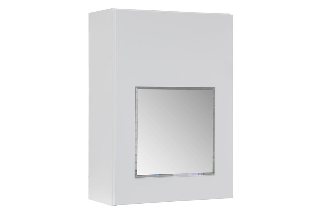 M3-2514 - Speilskap for såpe, sprit og tørkerull venstre- eller høyrehengslet