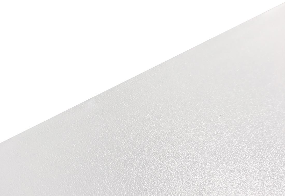 M6-01 - Benkeplate standard, hvit