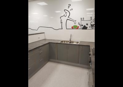 Skolekjøkken